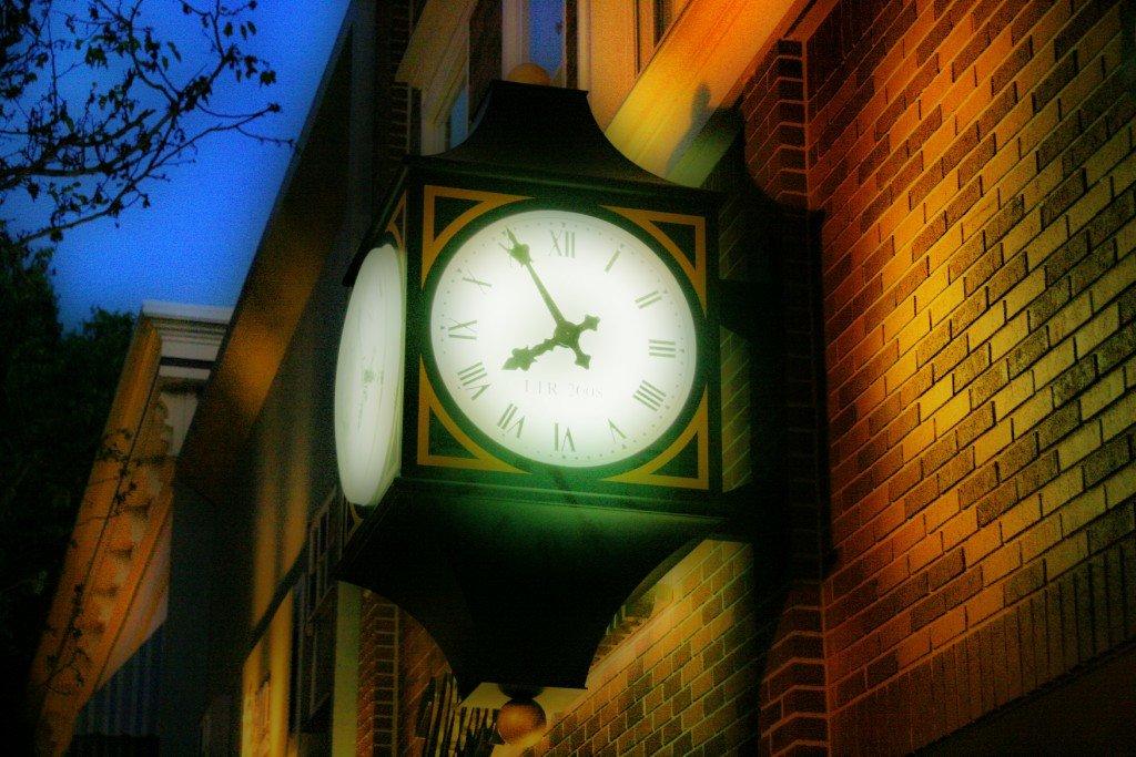 картинки городские часы покажем