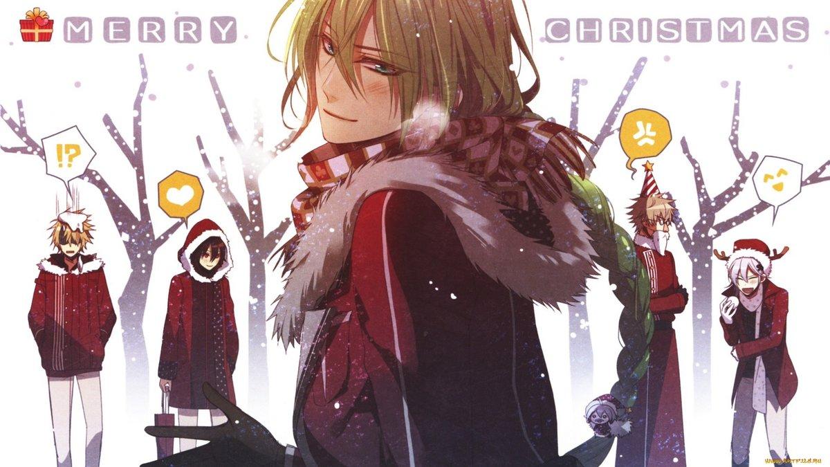 Anime Amnesia Meh Sneg Zima Ikki Toma Dr