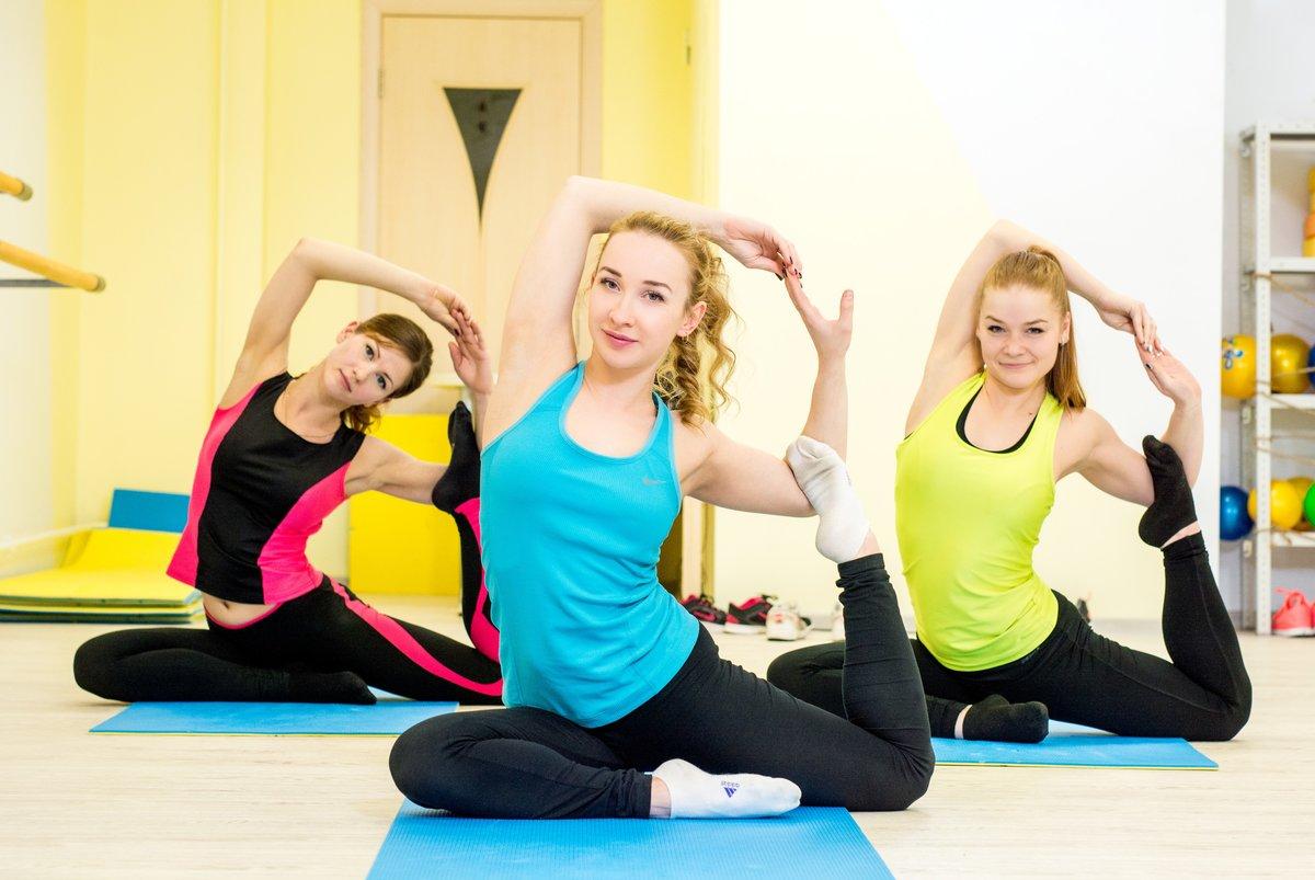 фитнес картинки занятия нем можно жару