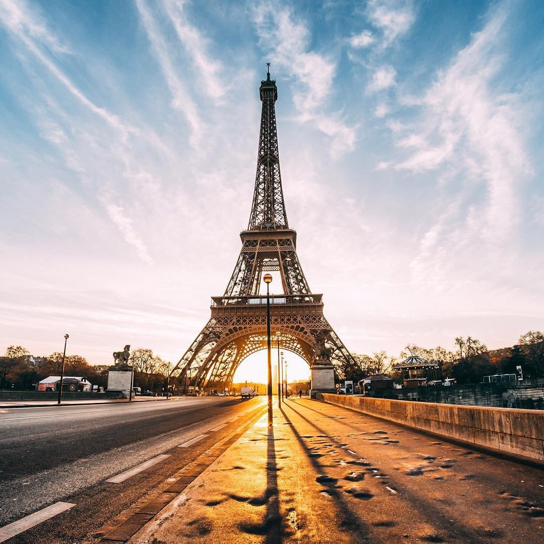 Франция париж в картинках