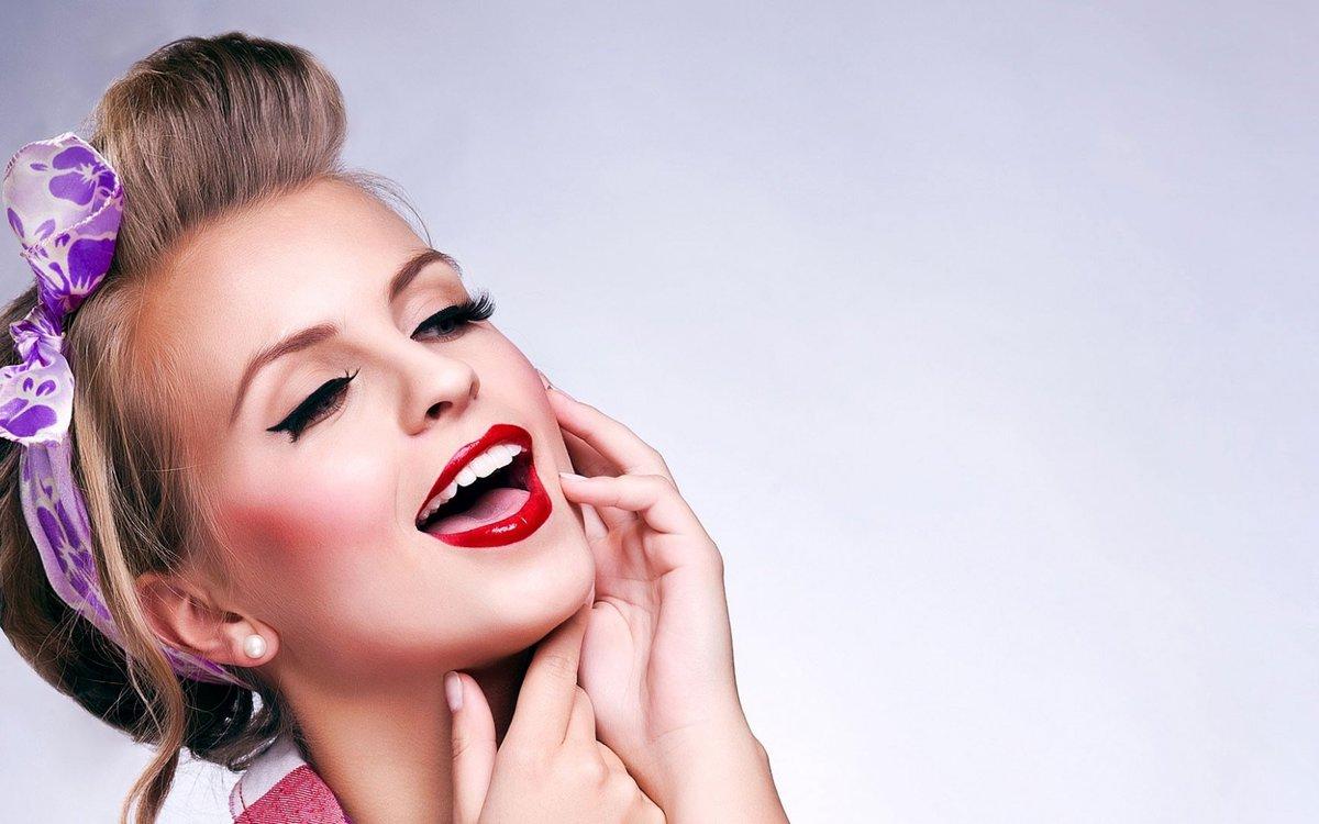 Смешные картинки о девушках и красоте