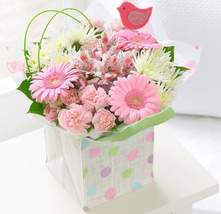 Букетик цветов для девочки 4 года, букет для