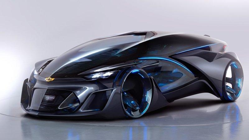 Этот концепт имеет уникальную технологию, позволяющую автомобилю самостоятельно менять форму кузова в зависимости от скорости движения.