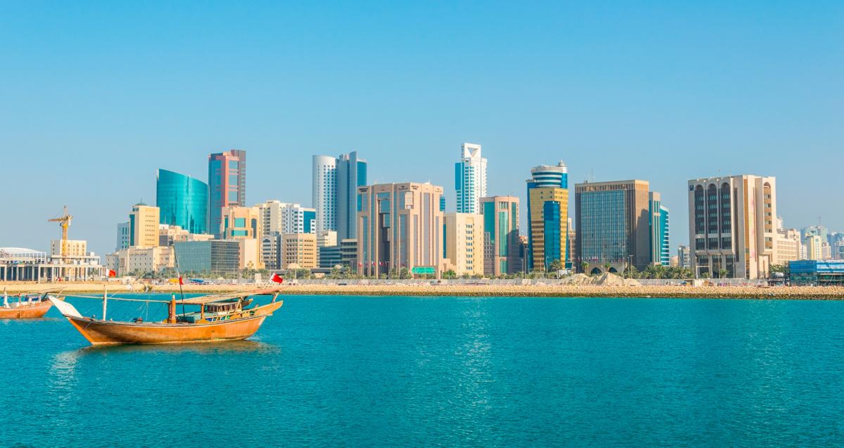 SPA - отель в Бахрейне !!!