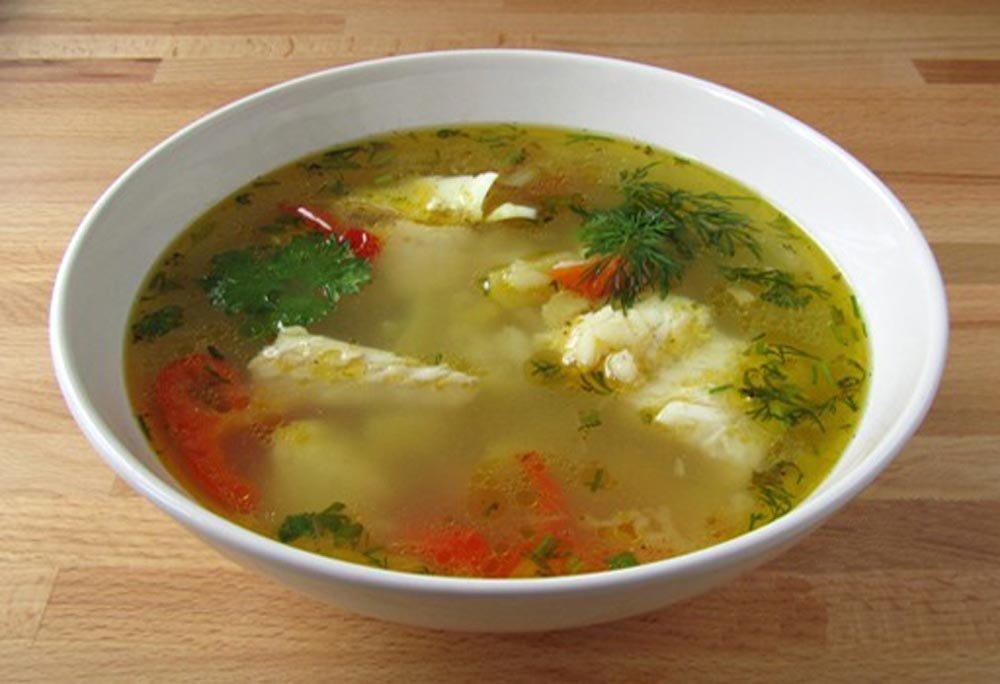 рыбный суп рецепт с фото Пролетарская Проспект Большевиков