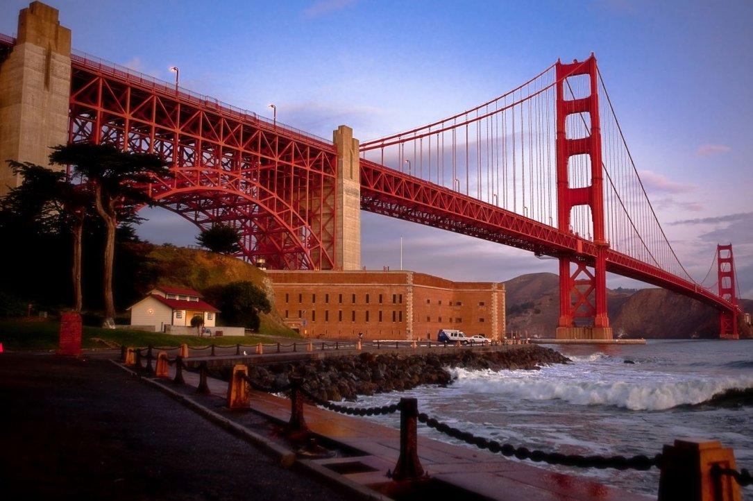 Картинки мост в сан франциско