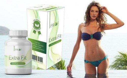 Капсулы для похудения PROF Extra Fit в Ровно