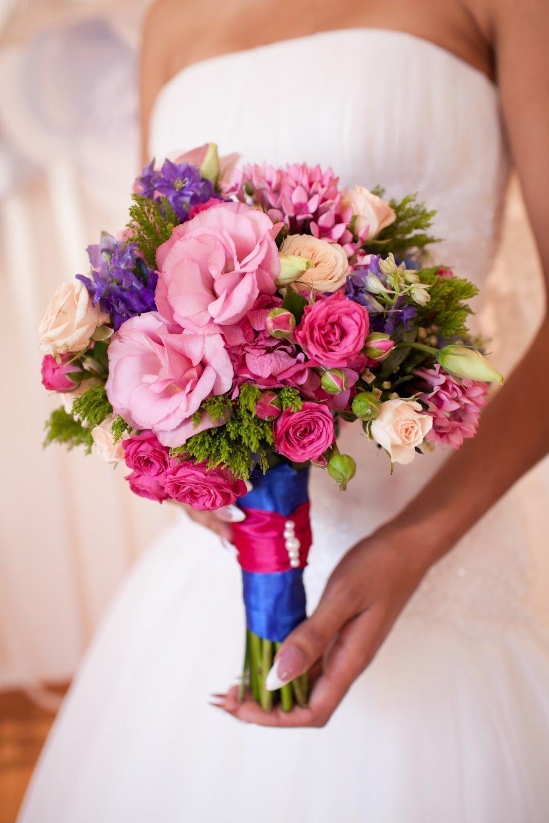 Букет невесты, дизайн, оптом кировском