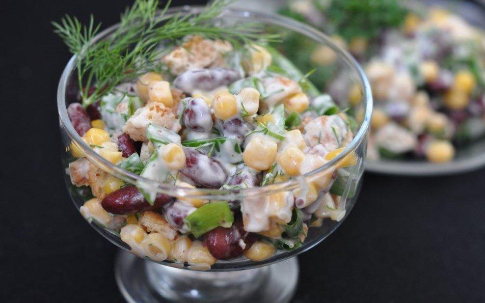 рецепты салатов очень вкусных