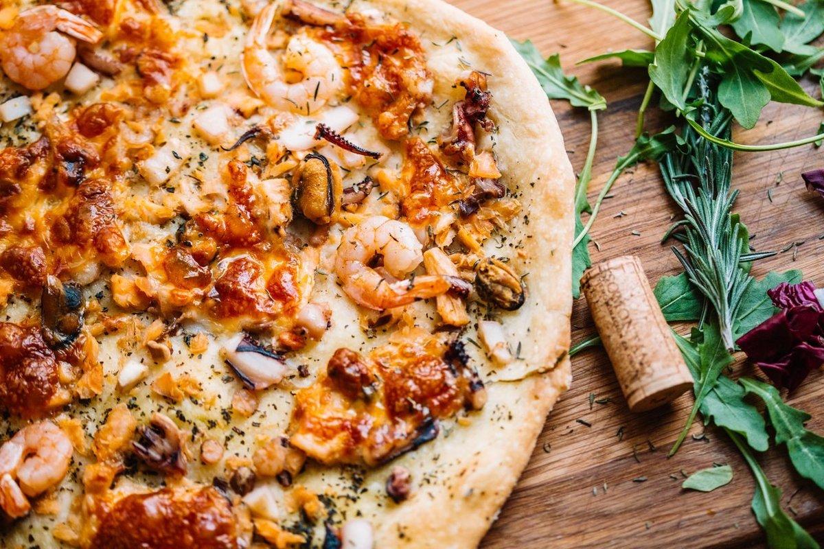 Пицца приготовление теста с картинками