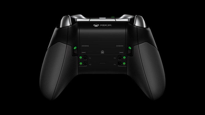 Беспроводной геймпад Xbox Elite - самый продвинутый геймпад из существующих.