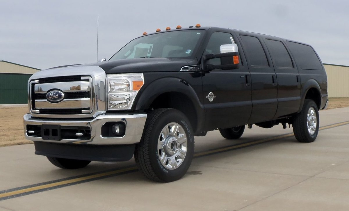 """Ford Excursion 2015 >> """"6-дверный Ford Excursion SUV Tuning"""" — card from user avtransl in Yandex.Collections"""