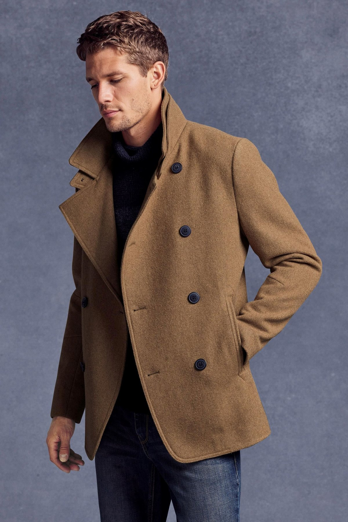 короткое пальто мужское фото начале искал информацию