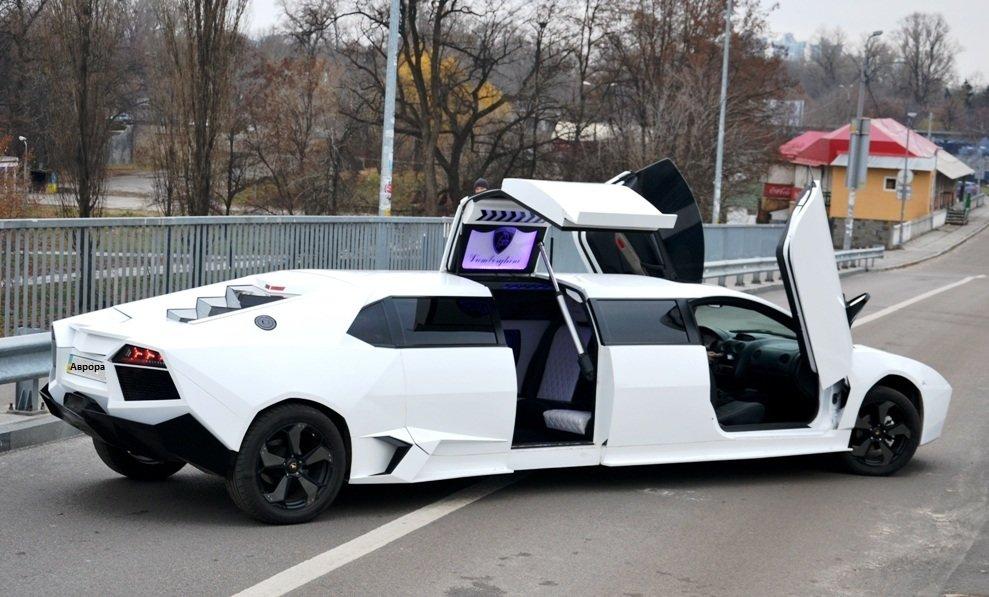lamborghini лимузин