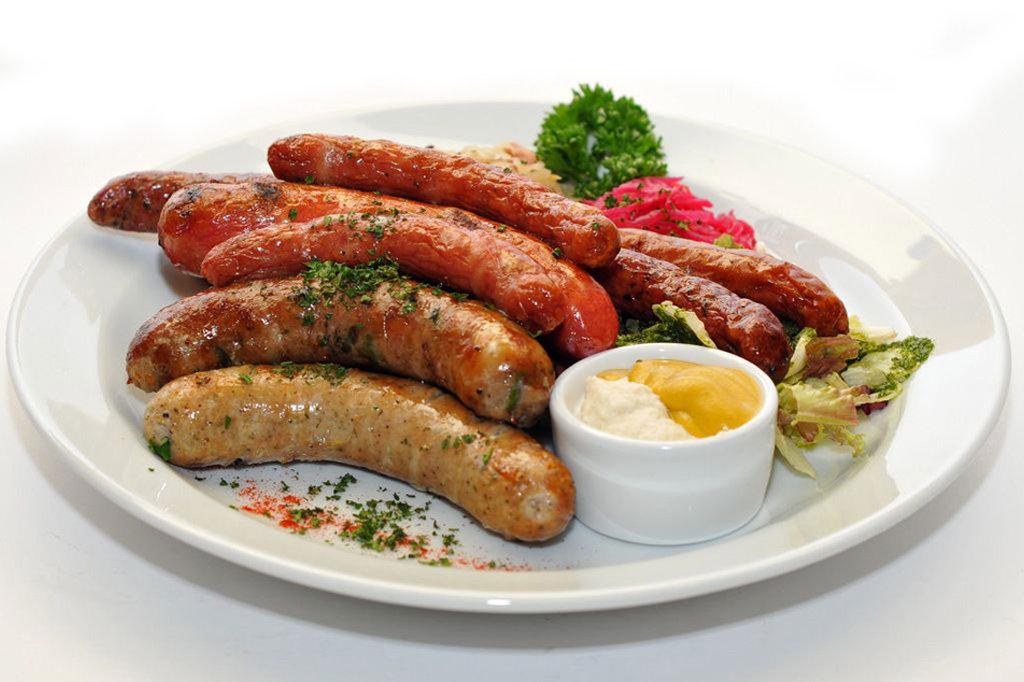 аксессуары картинки мюнхенские колбаски распространенным применением