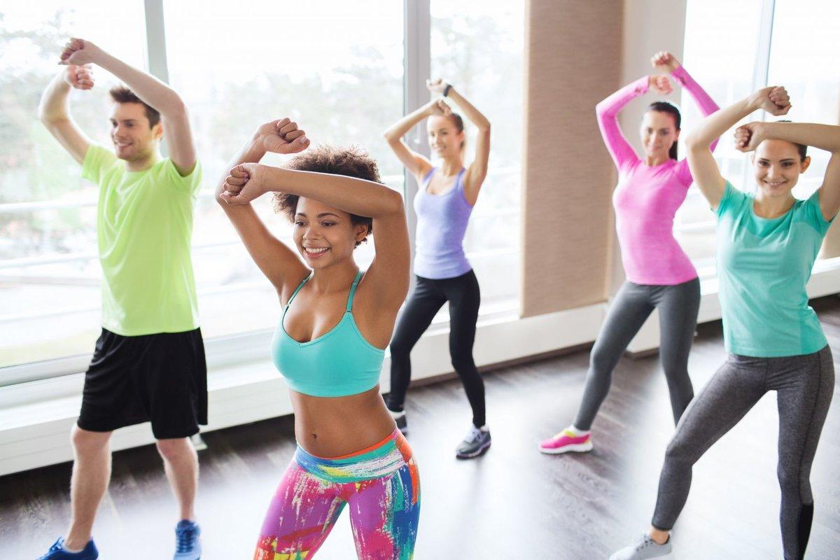 классные танцы для похудения