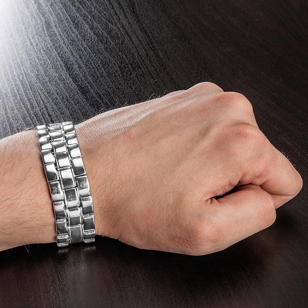 акие картинки мужских браслетов из серебра тинкер
