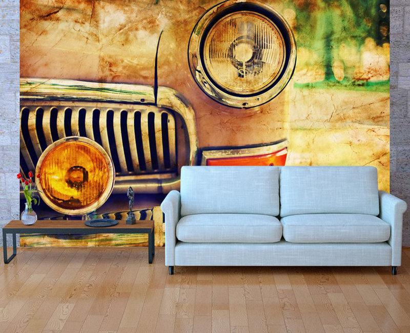 Но на стенах современных квартир не появится знакомый «Шишкинский лес» или «Березовая роща» с блеклыми цветами, новая эра фотообоев – это яркие сочные цвета, добротная печать и красивый дизайн.