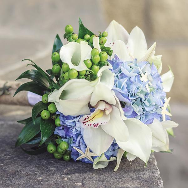 Букеты лилий, букетов из синих калл фото свадебных