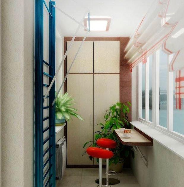 Классные идеи дизайна балкона для вашего вдохновения.