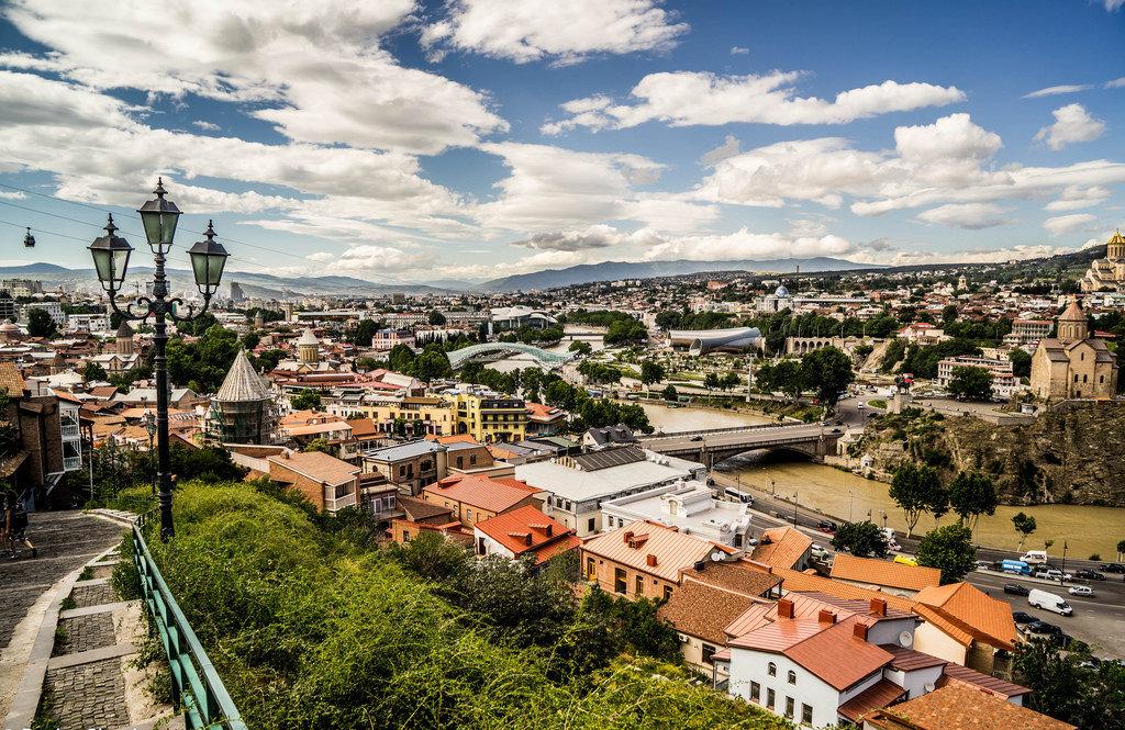 Грузия картинки красивые тбилиси