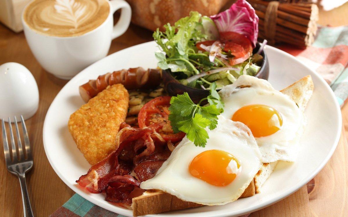 Дочке, про завтрак картинки