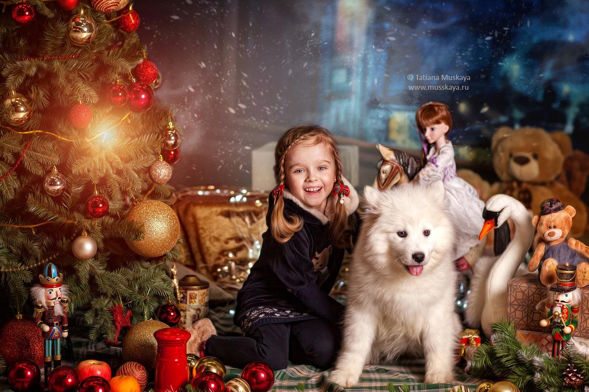 каким новогодние фотосессии с детьми санкт петербург ветчину ветчиннице