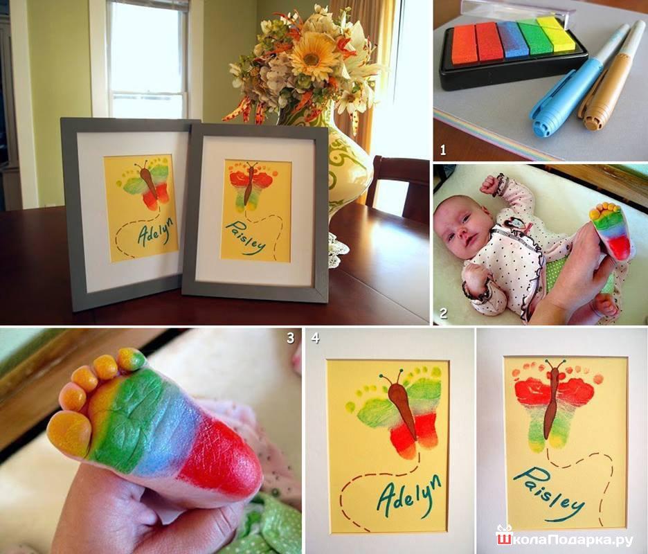 Открытки для бабушки от внука своими руками, листики