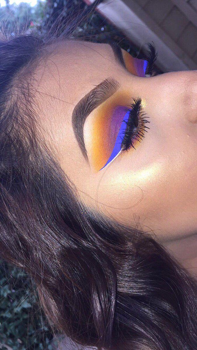 Best 25 Sunset Makeup Ideas On Pinterest