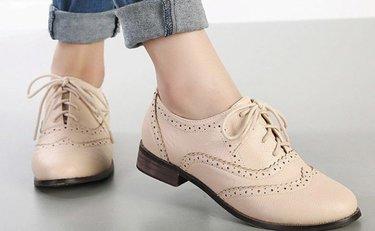 36 карточек в коллекции «Женские розовые туфли на низком каблуке ... 0e9e11773859b