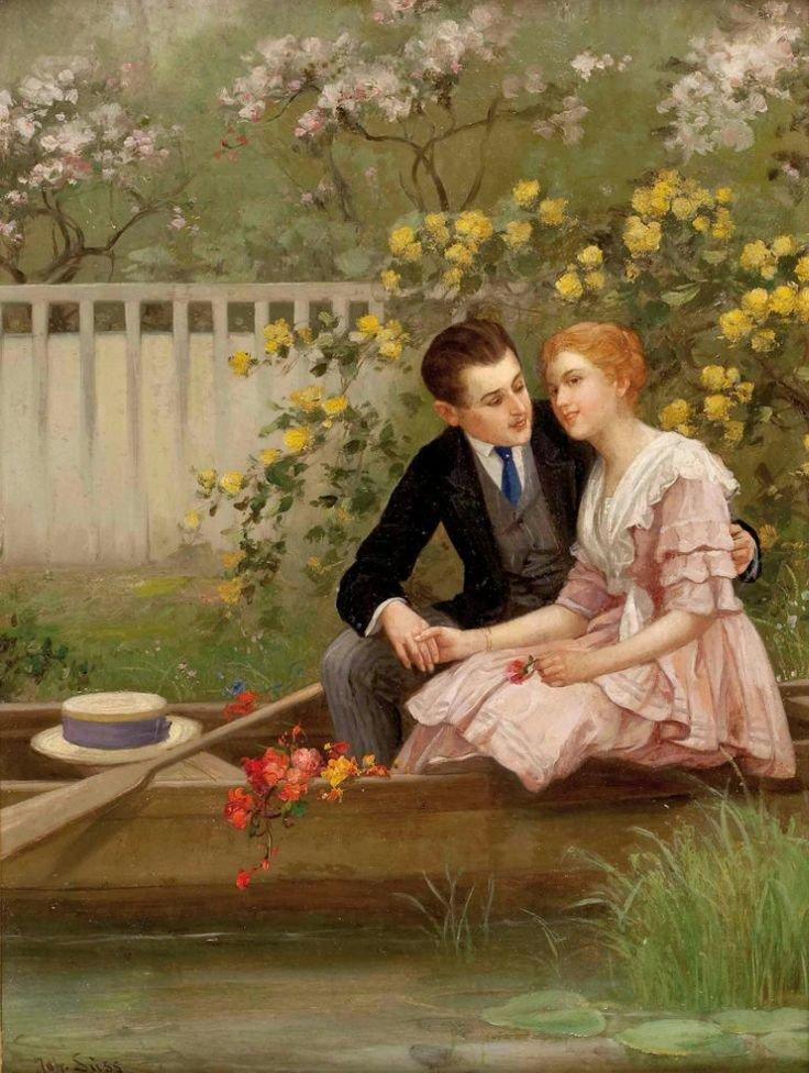 Любовь на веке картинки
