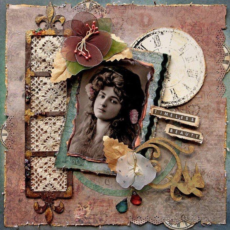 Красивые коллажи открытки