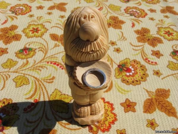 Фото деревянных фигурок своими руками 42