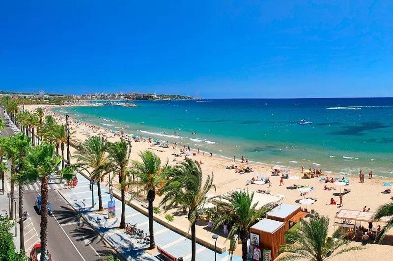 Испанское лето