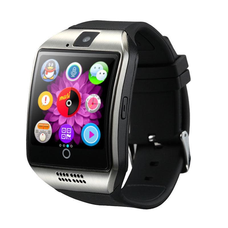 Умные часы smart watch обзор содержит в себе фотографии, демонстрирующие их дизайн и интерфейс.