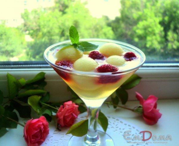 Рецепт желе фруктовое диета