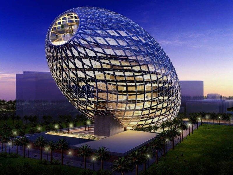 Современная архитектура мира фото