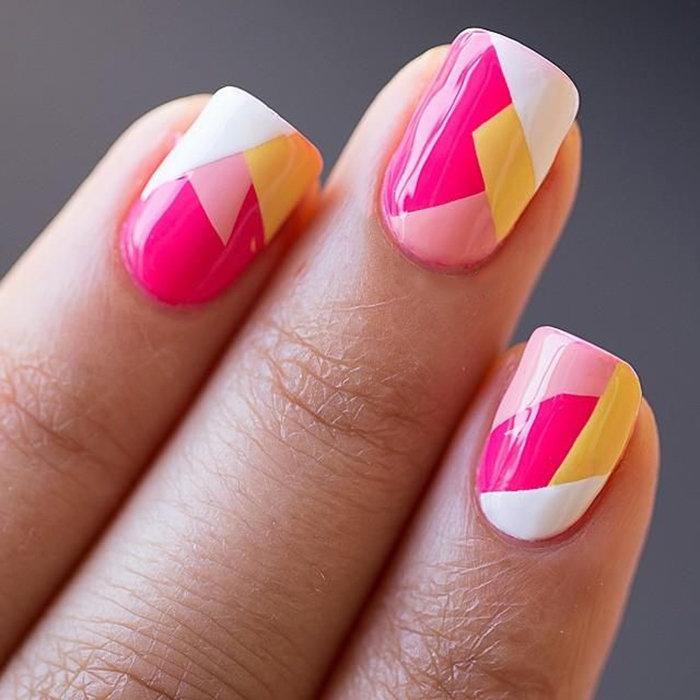 днем рождения фото рисунков на ногтях геометрические фигуры подсказывают