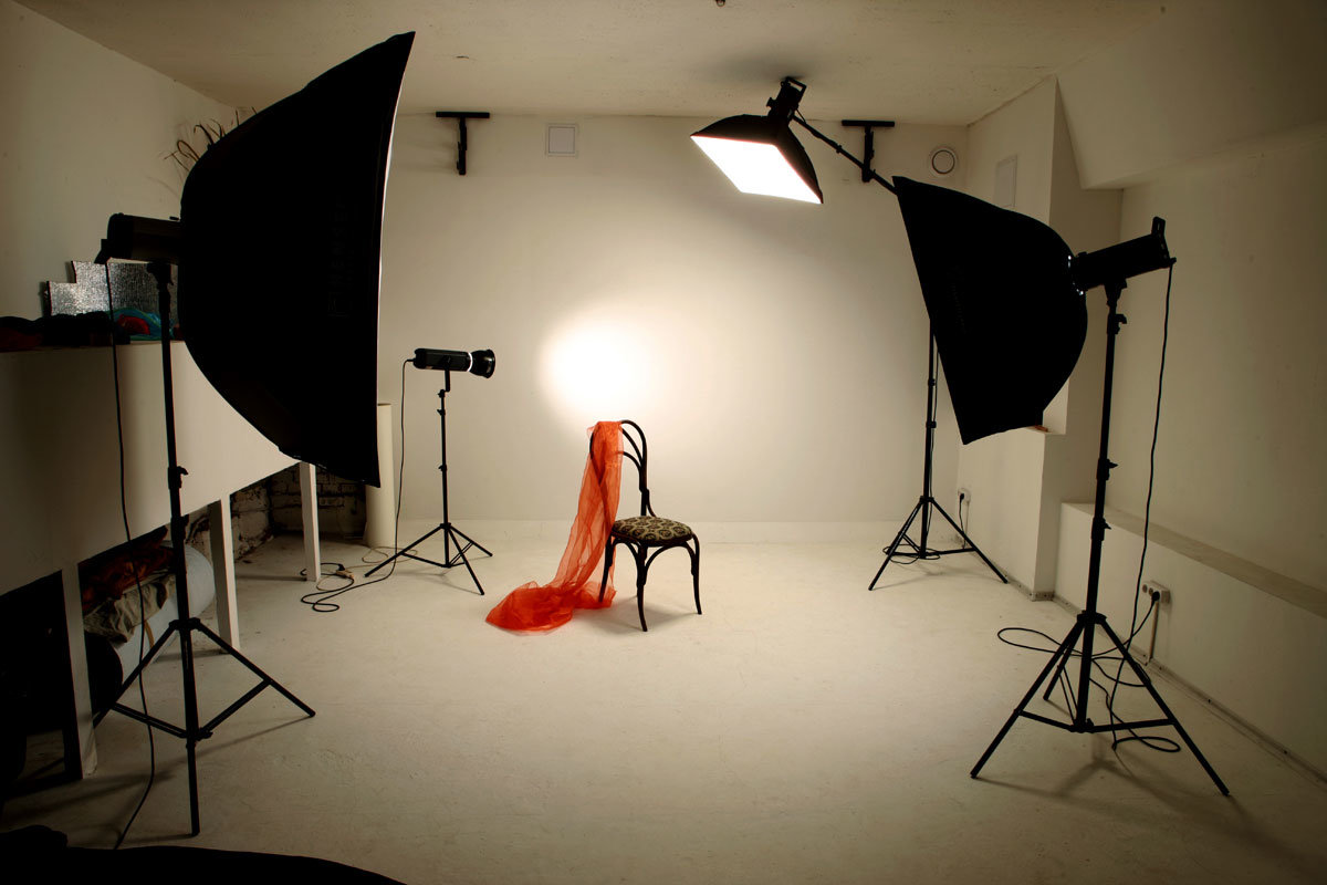 на что лучше фотографировать в помещении какую-то хрень выдумали