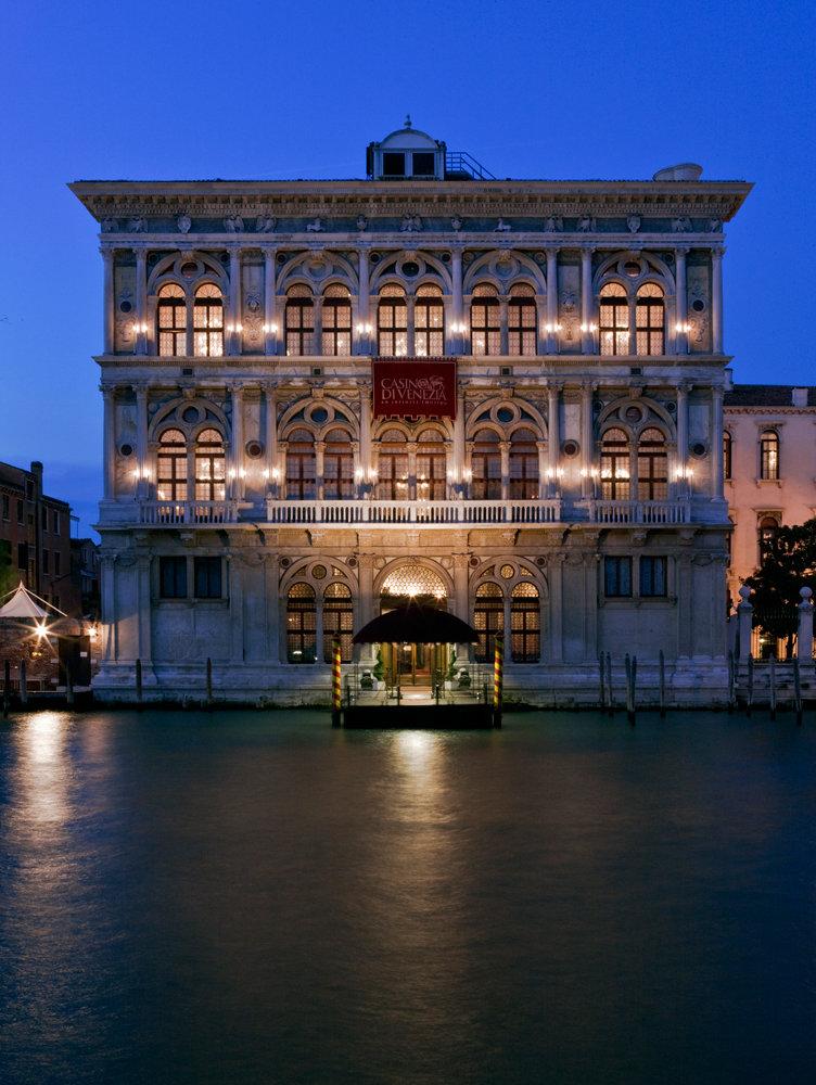 Venice casino palazzo vendramin calergi