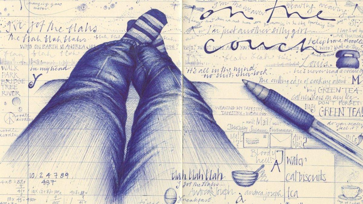 Надписи ручкой в тетради картинки