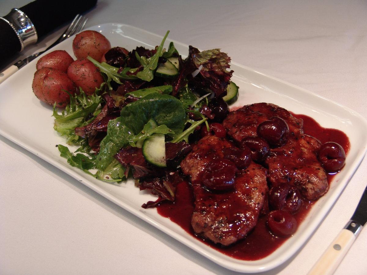 свинина в вишневом соусе рецепт с фото занятий