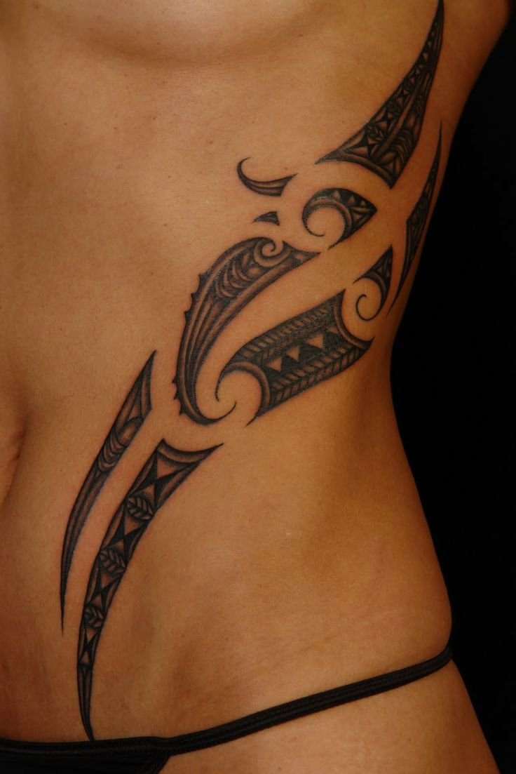 womens-tribal-tattoos