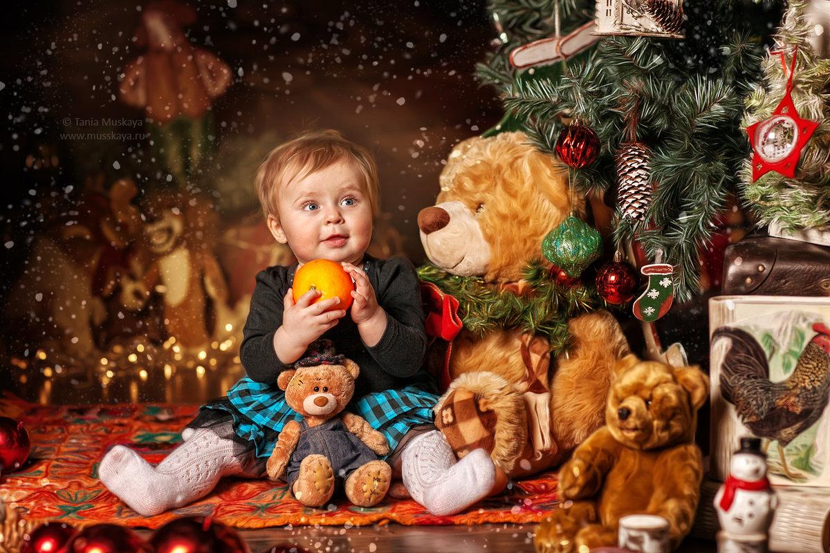 Новогодние семейные картинки на телефон