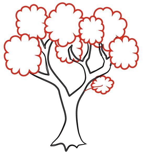 Мои картинки — Яндекс.Коллекции Как Нарисовать Семейное Дерево