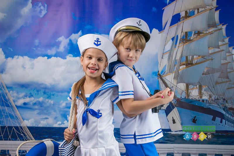 Картинка моряка и морячки