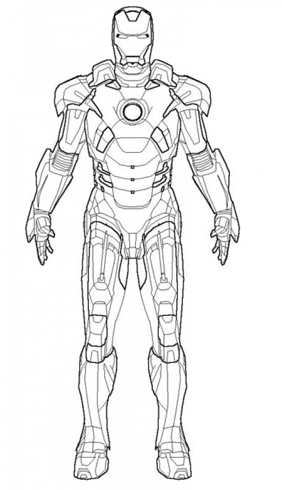 quot Iron Man Armored Adventures Coloring Pages Bing images