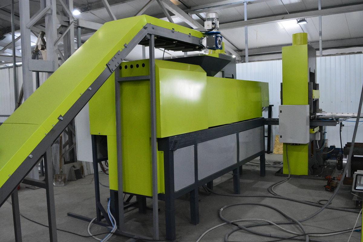 оборудование полимерпесчаное бу