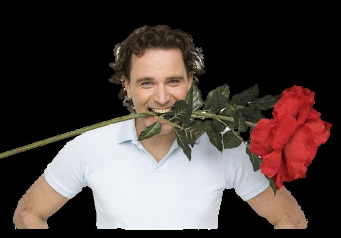 Прикольная картинка с розами, бич приколы картинки