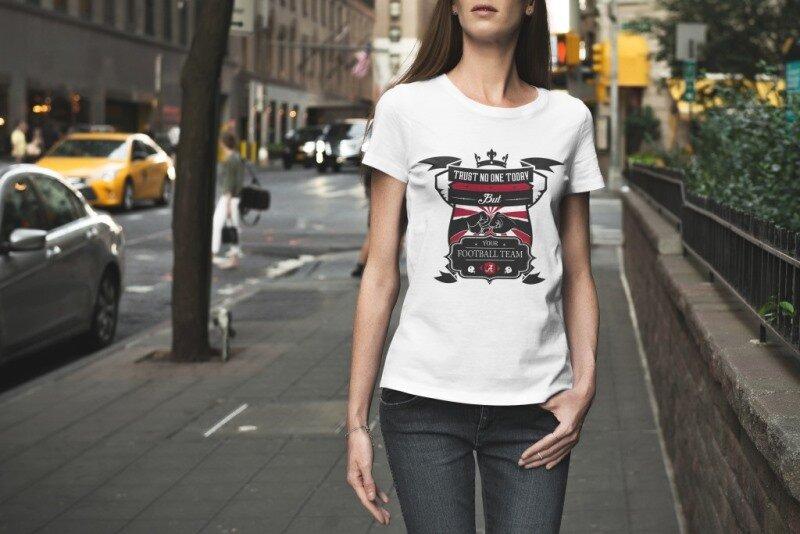 Женские футболки – важные советы по выбору